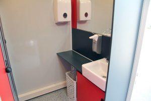 Toilettenwagen Gamo (NEU)