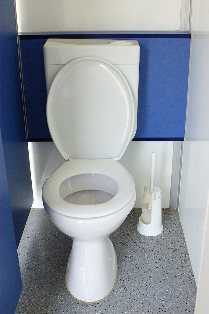 Toilettenwagen Gamo WC
