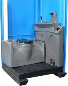 RTS Frischwasserspültank