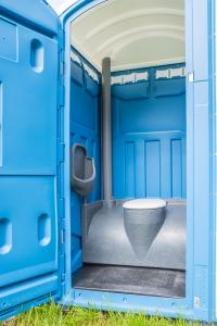 RTS Toilettenkabine innen