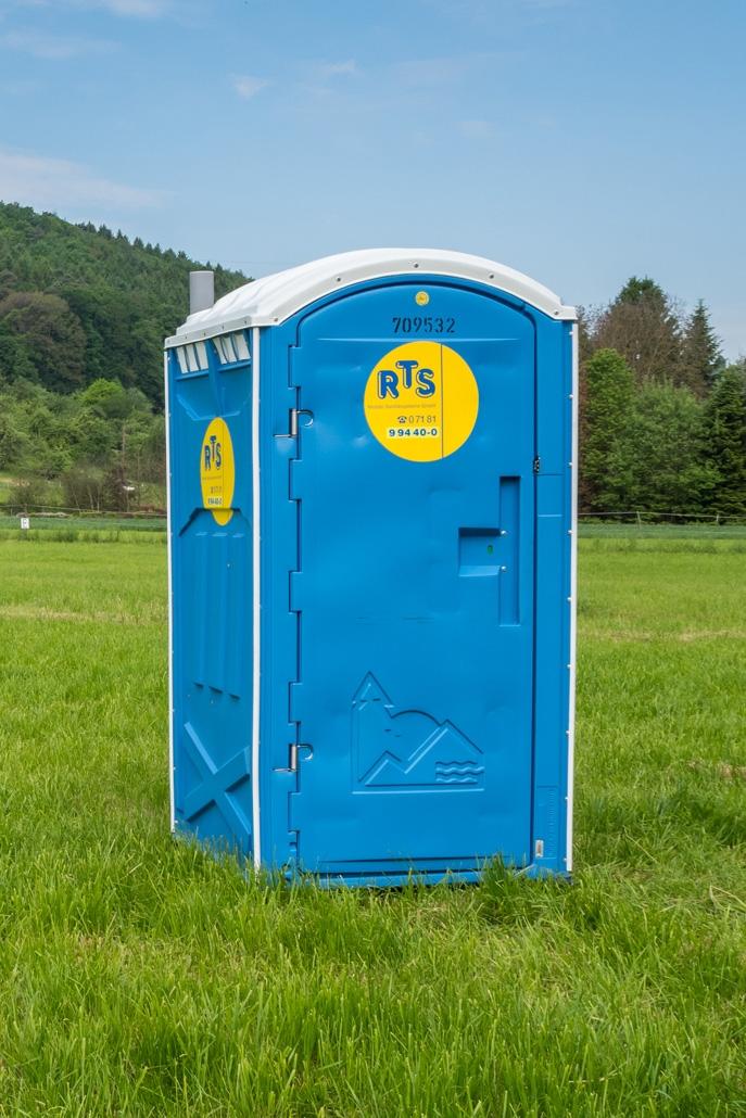 Toilettenkabinen Mietpreise