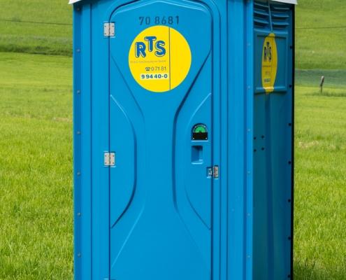 RTS Toilettenkabine